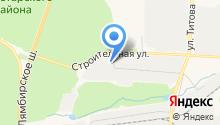 Астертранс на карте