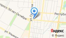 АС Автоматизация на карте