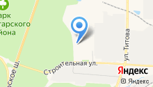 VipColor на карте