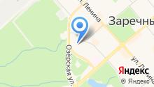 АКБ Московский Вексельный Банк на карте