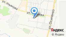 Гуманитарий на карте