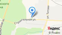 Ассоциация автомобильного спорта Республики Мордовия на карте