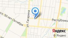 Адвокатский кабинет Павловой О.Г. на карте