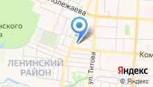 Библейский центр Республики Мордовия на карте