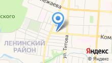Домофон Центр на карте