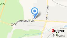 VIP-мобиль на карте