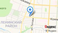 Дельрус-Мордовия на карте