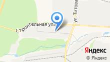 Грузовик на карте