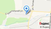 Завод безалкогольных напитков Аква-Мордовия на карте