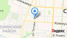 Городская коллегия адвокатов на карте