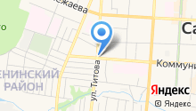 Городская управляющая компания Центральная на карте