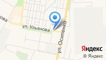 Глобус Мордовия на карте