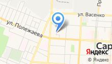 Военно-мемориальная компания, ЗАО на карте