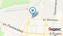 векасс на карте