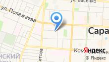 АККОРД на карте