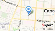 Ассоциация Риэлторов Мордовии на карте