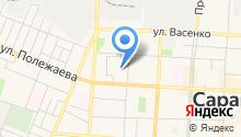 Детская пищевая станция, МП на карте