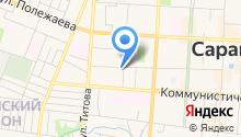 Волго-вятская окружная юридическая коллегия на карте