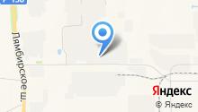 Бурводстрой на карте
