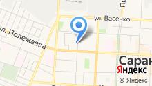 TIFFANY на карте
