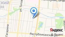 TenZap на карте