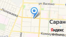 Buket13.ru на карте