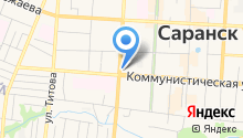 Динамо-Лидер на карте