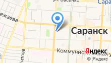 Владимирская пивоварня на карте