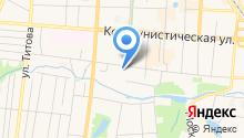 Государственный русский драматический театр Республики Мордовия на карте