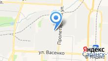 Волга-М на карте