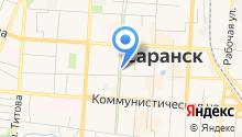 Голос Мордовского Университета на карте