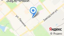 Горэлектросеть, МП на карте