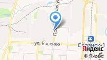 Гипермаркет Вакансий на карте
