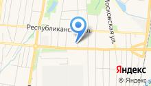 VitoService на карте