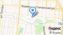 Геоком на карте