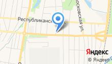 Гамма-сервис на карте