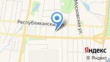 ЮРИК на карте