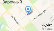 Аквапром на карте