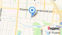 БОДИ-ФОРМИНГ САРАНСК на карте