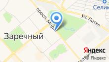 Гимназия №216 Дидакт, МАОУ на карте