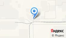 Акдам на карте