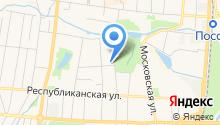 ЯСАМ на карте
