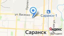 Адвокатский кабинет Наумова С.Г. на карте