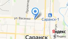 Ботевград на карте