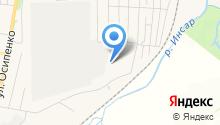 Виком на карте