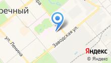Рейс-Сервис, ЗАО на карте