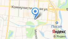 Департамент по правовым вопросам на карте