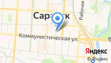 Государственный комитет Республики Мордовия по делам молодежи на карте