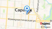 Pedant Саранск на карте