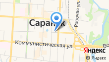 SASHA на карте